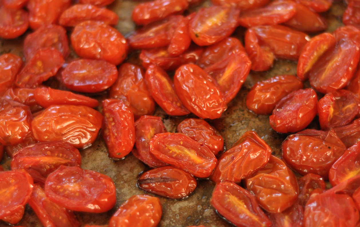 Oven-roasted tomatoes   The Intolerant Foodie