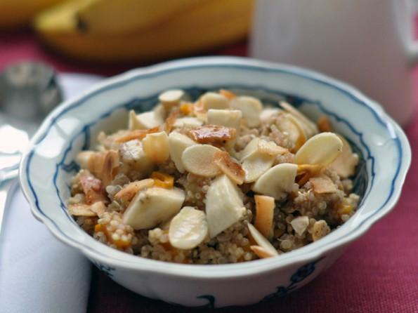 Gluten-free Quinoa Cereal