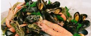 Aherne's Seafood platter