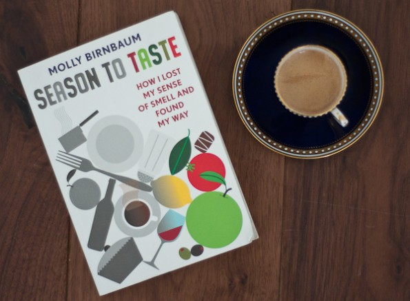 Season to Taste, How I lost my Sense of Smell and Found my Way