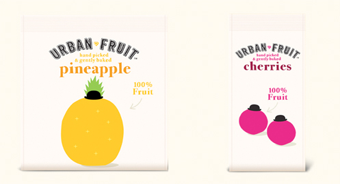 Urban Fruit Smoothie fruit
