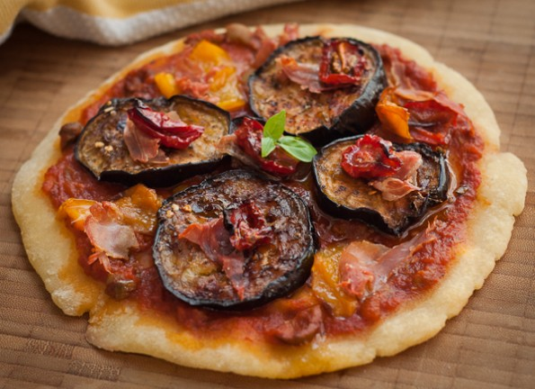 Gluten, Yeast and Dairy-free Pizza