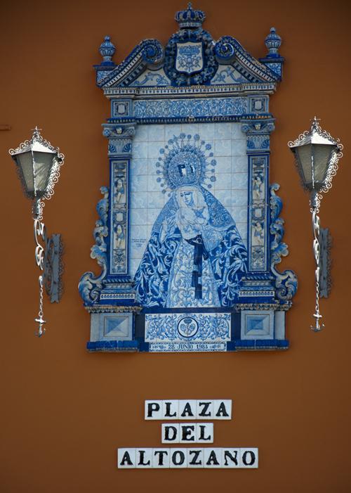 Plaza del Altozano, Seville