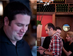 Brindisa Restaurant Waiter and Host