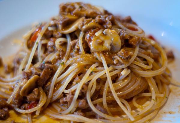 GF Pasta_ Lamb Ragout_Osteria Basilico