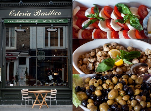 Osteria Basilco_Gluten-friendly, off Portobello